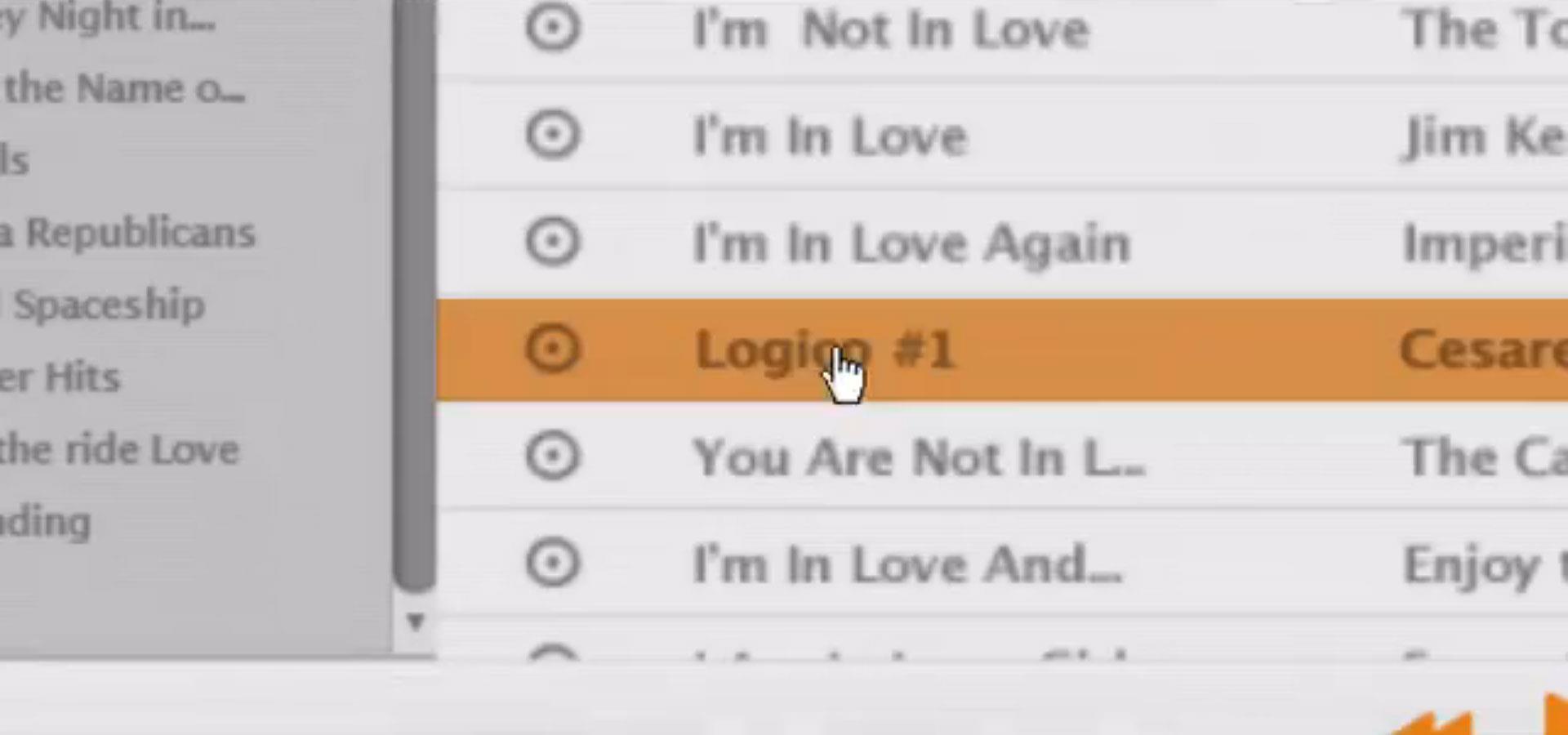 Lo spot completo del Cornetto x2 sulle note di Logico #1 di Cesare Cremonini