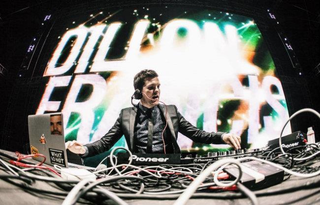 Calvin Harris e Skrillex parteciperanno al prossimo EP mooombathon di Dillon Francis