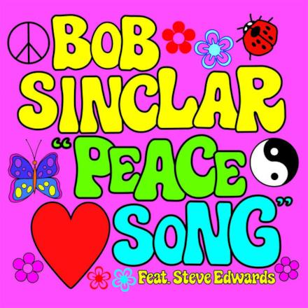 Peace Song (feat. Steve Edwards) - EP