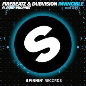 Invincible (feat. Ruby Prophet) [Vocal Mix] - Single