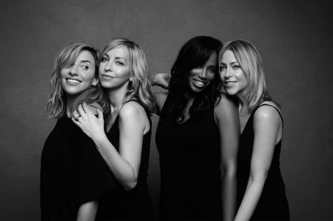La girl band britannica All Saints