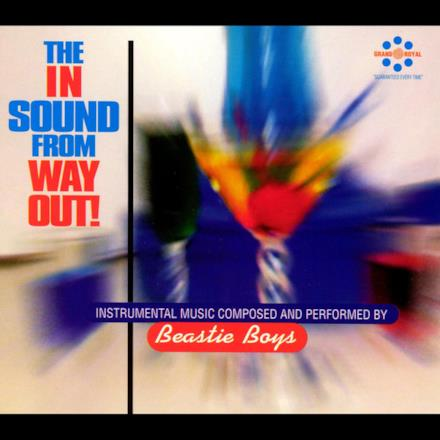 The In Sound from Way Out! - Instrumental Music