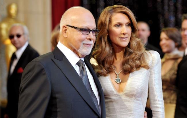 René Angélil, marito di Celine Dion