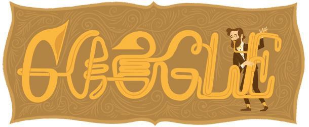 Il doodle dedicato a Sax
