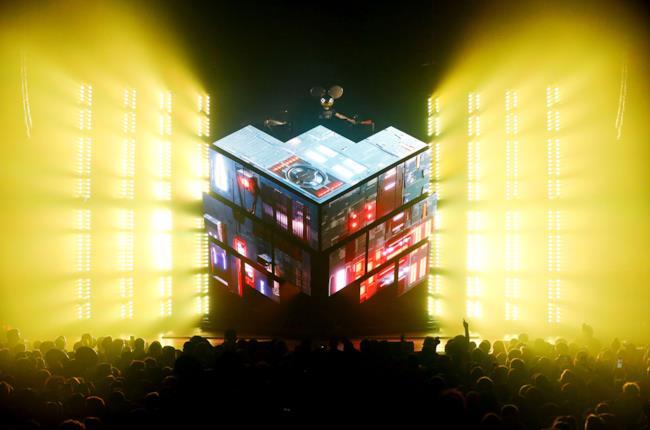 deadmau5 sul cube 2.1