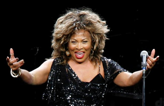 Tina Turner in ottima salute
