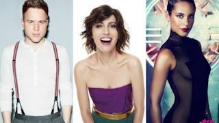 Giorgia, Senza paura: la tracklist con Alicia Keys e Olly Murs, manca Elisa
