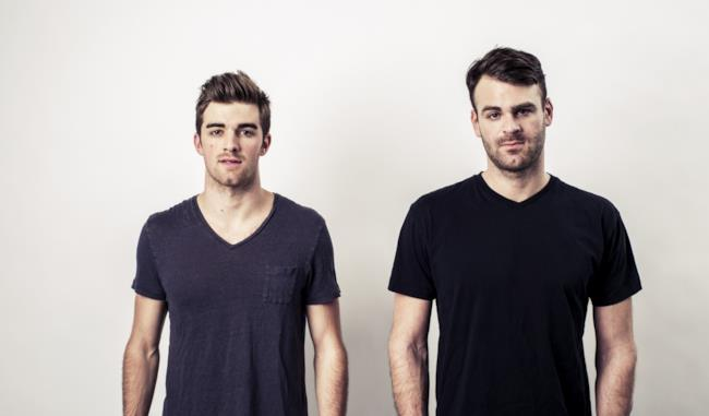 The Chainsmokers, shoot
