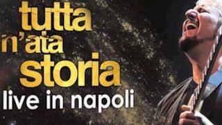 Pino Daniele: il nuovo album 2013 è Tutta N'Ata Storia - Live In Napoli