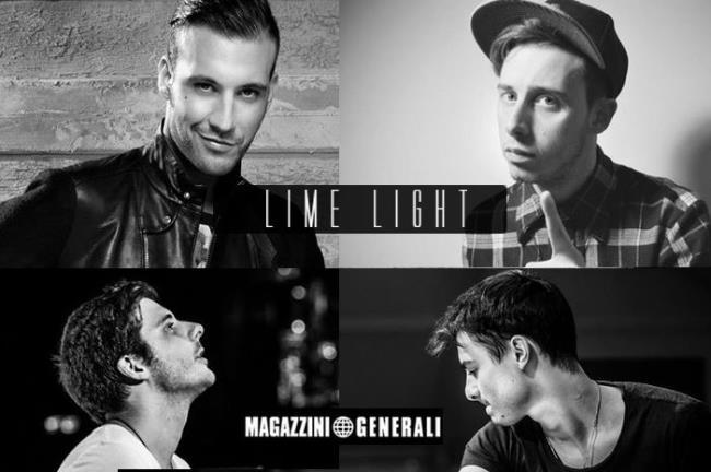 Magazzini Generali / Lime Light party