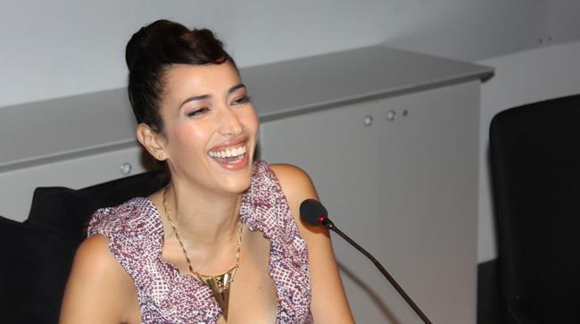 La cantante Nina Zilli