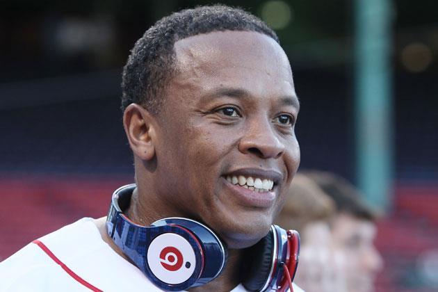 Dr. Dre e le sue cuffie Beats