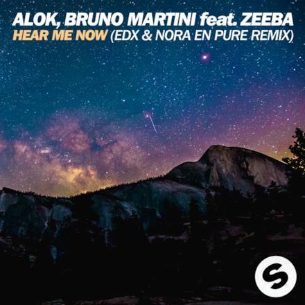 Hear Me Now (EDX & Nora En Pure Remix) [feat. Zeeba] - Single