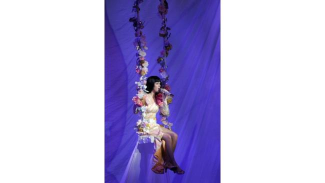 Katy Perry - foto live Milano 2011 - 1