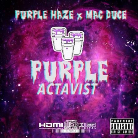 Purple Actavist - Single