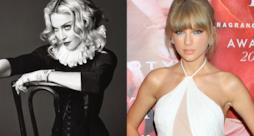 Madonna e Taylor Swift