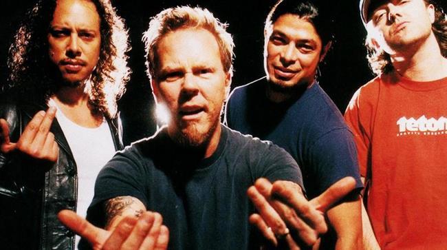 Metallica nuovo album 2014