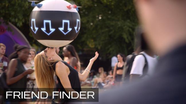 Pepsi Friend Finder