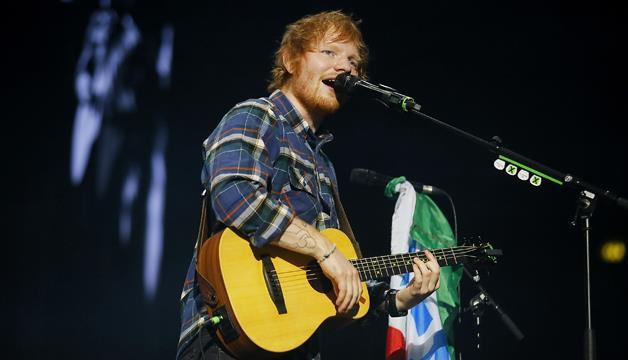 E Sheeran