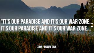 ZAYN: le migliori frasi dei testi delle canzoni