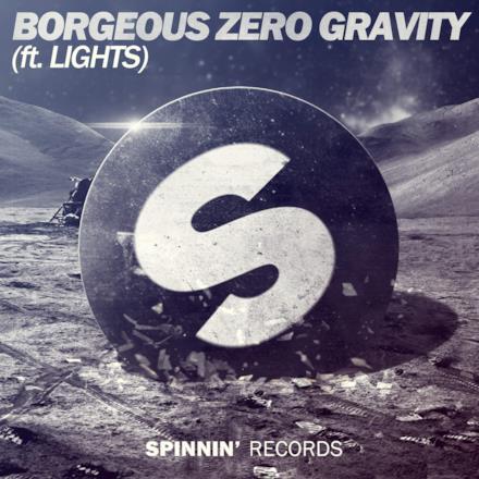 Zero Gravity (feat. Lights) - Single