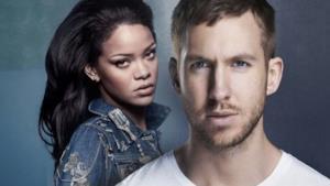 Calvin Harris Rihanna