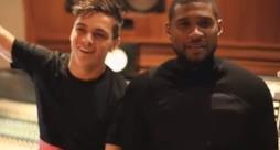 Martin Garrix e Usher collaboreranno per un nuovo singolo come annunciato su facebook
