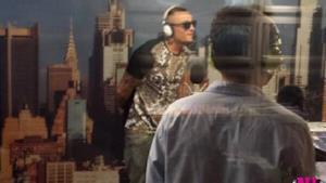Gue' Pequeno a Radio Deejay fra il Bravo ragazzo e Nicole Minetti