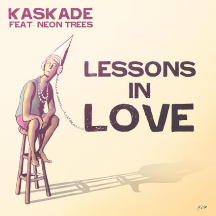 Lessons In Love (feat. Neon Trees) - Single (Headhunterz Remix)