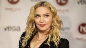 La popstar Madonna