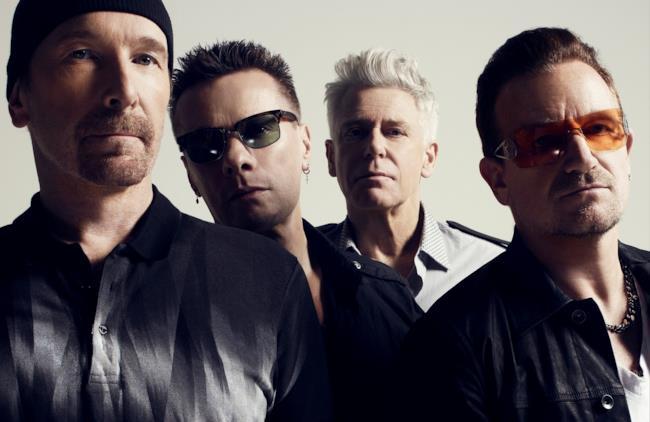 La band degli U2