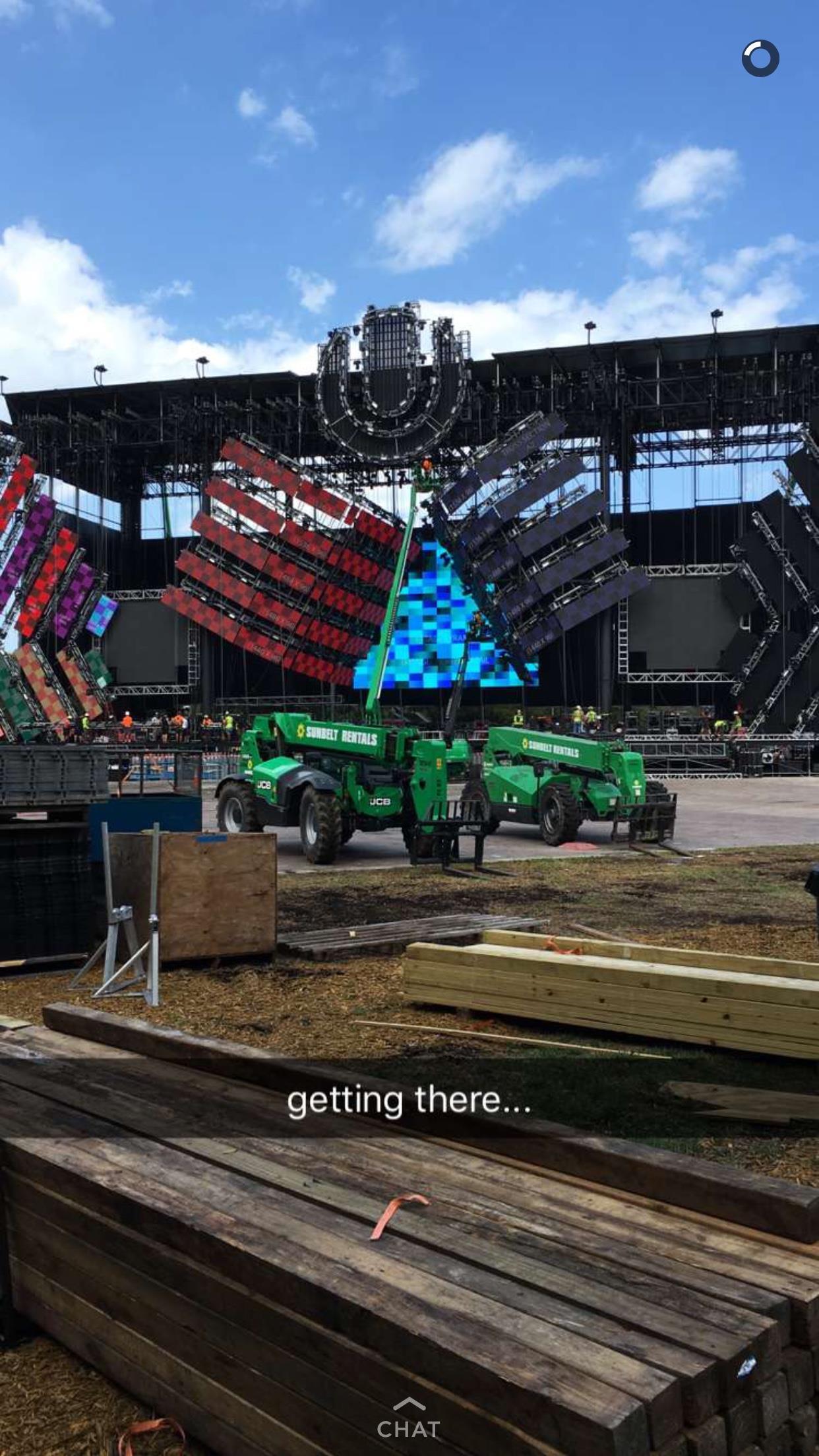 Stage UMF 2016