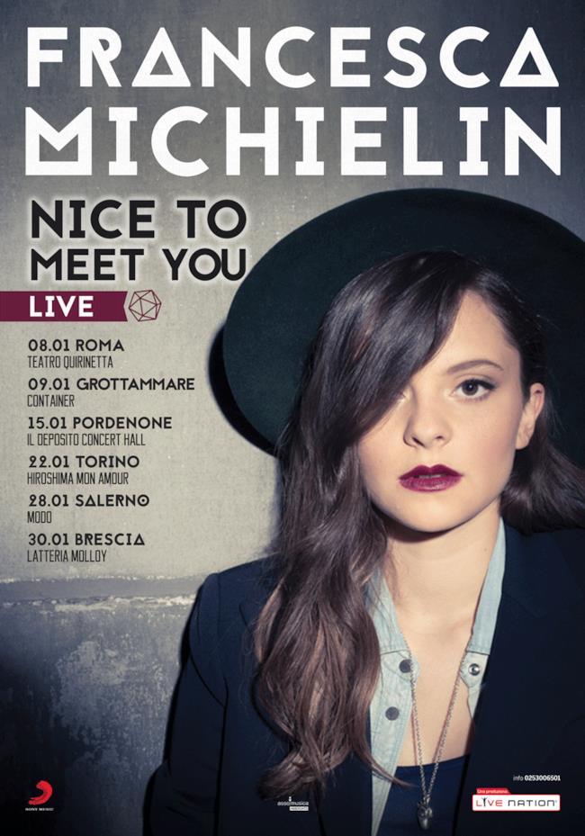 Francesca Michielin live