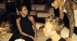 Selena Gomez al compleanno di Ryan Butler, amico di Justin Bieber