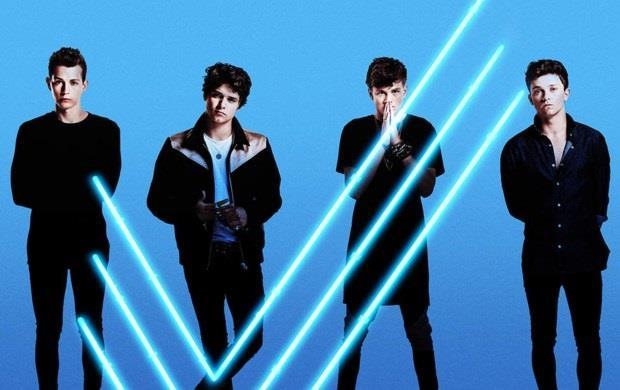 I 4 componenti dei The Vamps