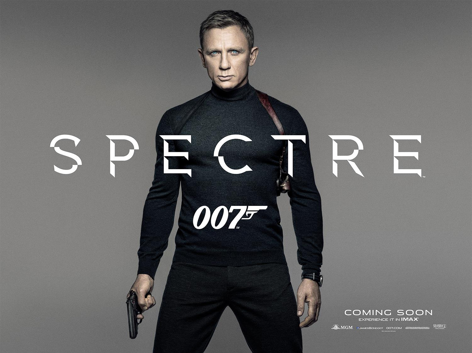 James Bond torna al cinema