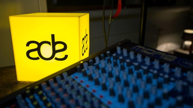 Cubo dell'ADE con mixer