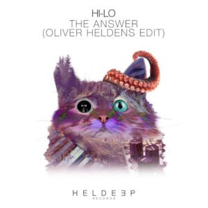 The Answer (Oliver Heldens Edit) - Single