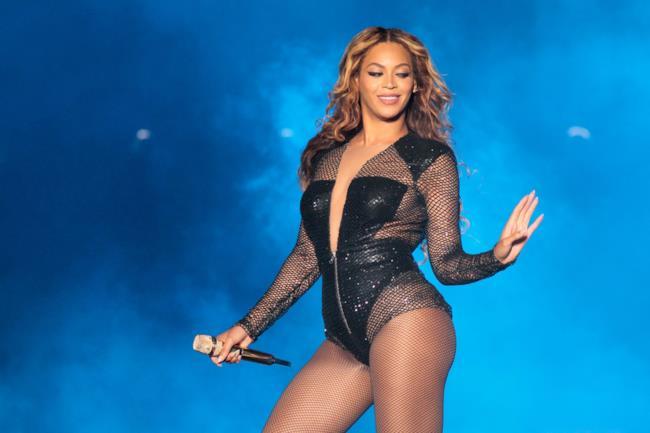 La popstar Beyoncé