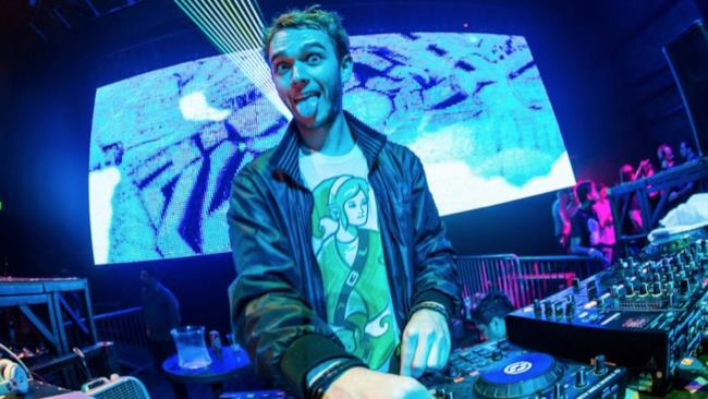 Il DJ e produttore, Zedd