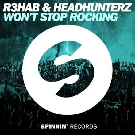 Won't Stop Rocking - Single