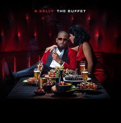 La cover del nuovo disco di R.Kelly