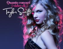 Quanto conosci i video di Taylor Swift?