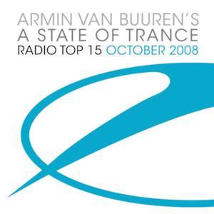 Armin van Buuren's A State of Trance - Radio Top 15: October 2008