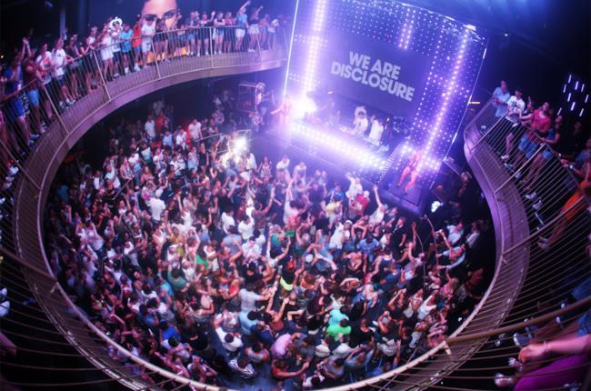 L'Eden, dance club di recente ristrutturato