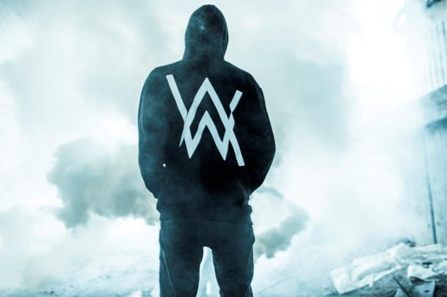 Dj Alan Walker