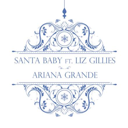 Santa Baby (feat. Liz Gillies) - Single