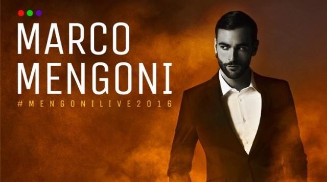 #MENGONILIVE2016: Marco Mengoni.