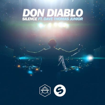Silence (feat. David Thomas Junior) - Single