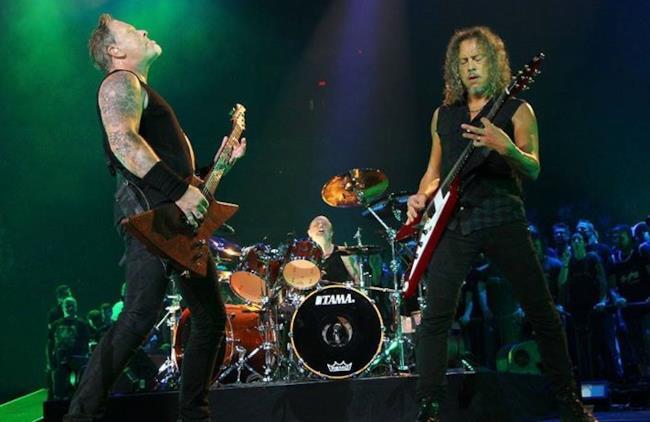 I Metallica